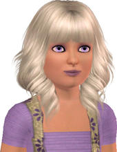 Sims 3 — Farah Chappel-Child by alicia7tommy — Farah Chappel is a Friendly, Party Animal with a Good Sence of Humor. She