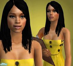 Sims 2 — Keke Palmer by TSR Archive — Keke Palmer (1994) is an american actress and singer, best known from her role as