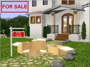 Sims 3 — For Sale! by lilliebou — Hi :) This is a set of five item for the perfect move :) Pack your belongs: it is time