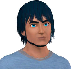 Sims 3 — Donte Goodman by alicia7tommy — Dante Goodman is a loving father, family-oriented and friendly. He is kind of
