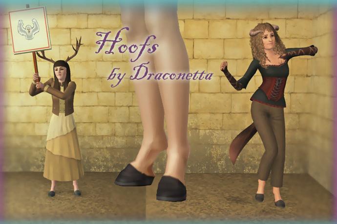 Draconetta's Hoof