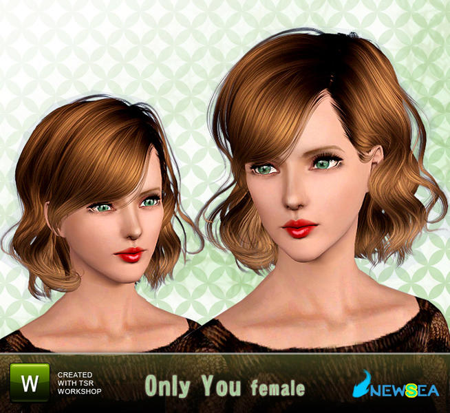 Newsea Only You Female Hairstyle