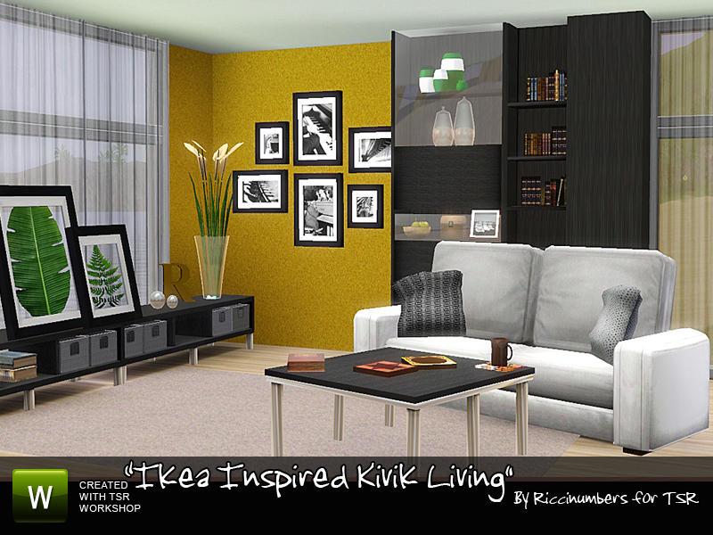 Ikea Inspired Kivik Living