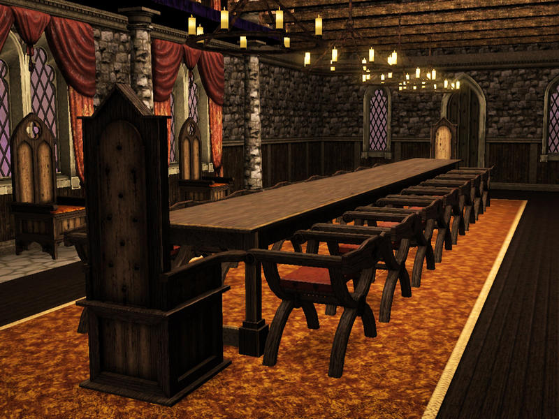 medieval furniture pictures