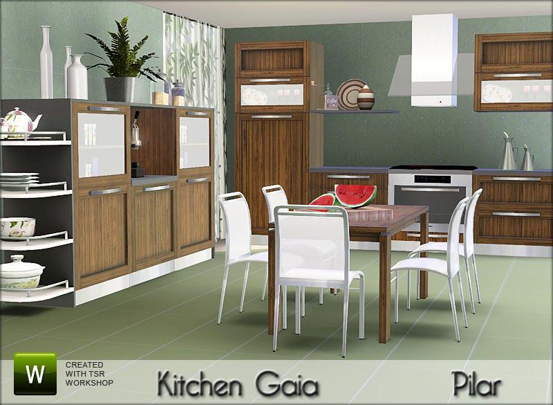 Pilar's Kitchen Gaia