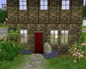 Sims 3 — SU Dungeon Stone by samusa06 — Created by Samusa06. TSRAA