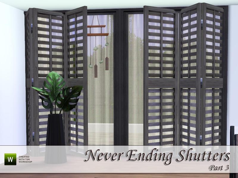 Angela S Never Ending Shutters Regular