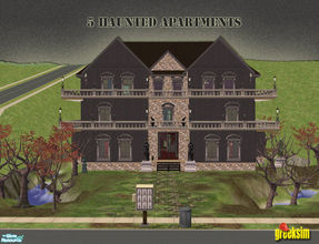 The Sims 2 - Disney's Haunted Mansion - YouTube