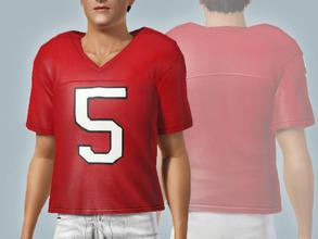 4 football jersey