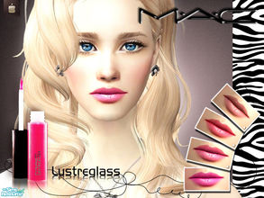 Sims 2 — MAC - LustreGlass Lip-glosses by haiduong — Two high-powered effects - Lustre and Glass - in one new lipgloss