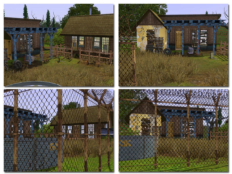 ayyuff's *FIXED*Oh! Poor *Fully Furnished Starter House*