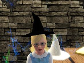 Sims 3 —  by lilliebou — Hi! This hat is so both male and female children. It is recolorable.