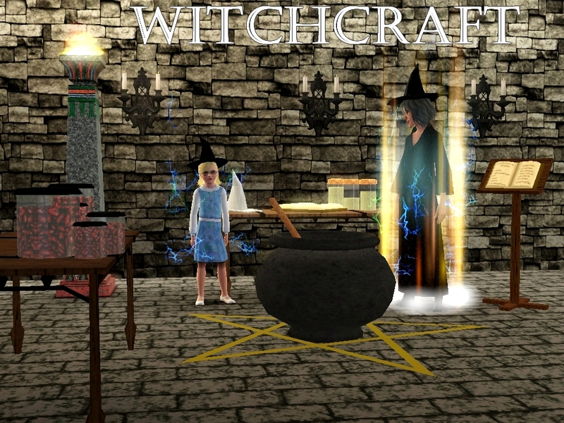 Lilliebou S Witchcraft