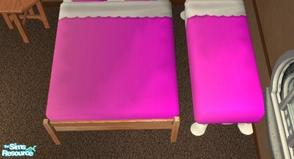 Sims 2 — Pinks Bedding by Cody B by codybryant49 — Today I give you a bedding recolor just for your female simmies, the