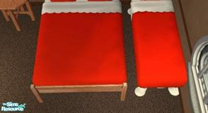 Sims 2 — Reds Bedding by Cody B by codybryant49 — To day I give you my final bedding recolor for the week, I may make