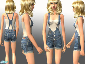 Sims 2 — Olga by ShakeProductions — ---