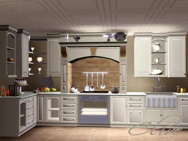 sims 3 kitchen ideas shinokcr s clive kitchen 21712