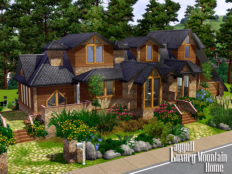 Ayyuff S Luxury Mountain Home Furnished