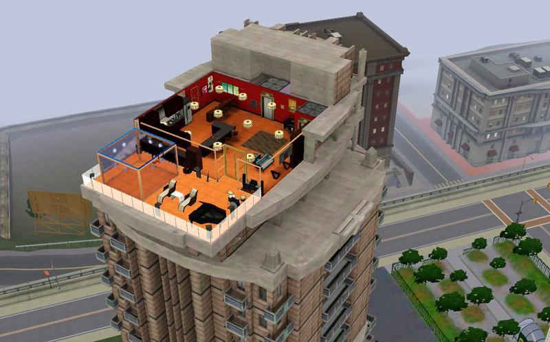 Sangre De Muerte 39 S Glass House Suites Penthouses
