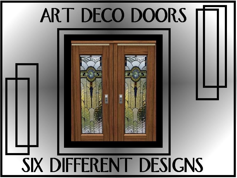 Art Deco Door ...