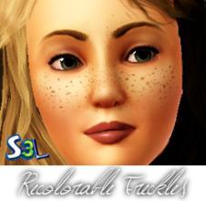 Freckles Archives - Sims 3 Downloads CC Caboodle