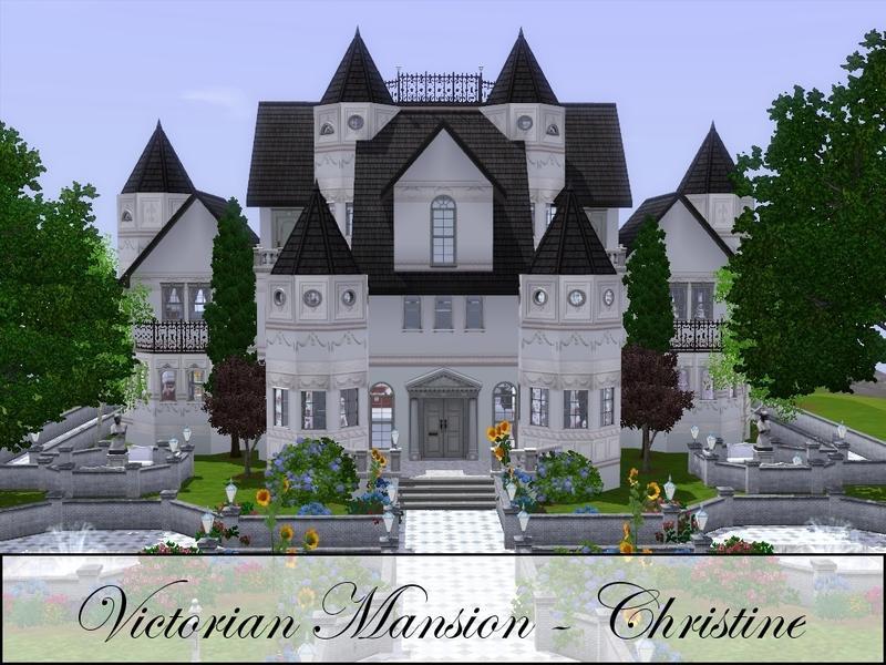cm_11778's victorian mansion