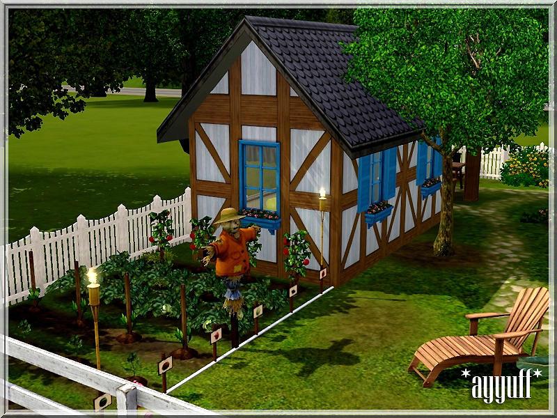 Ayyuff S Dreamy Blue Farm House Furnished