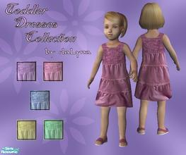 Sims 2 —  Toddler Dresses Collection No.1 by daLyna — Toddler Dresses ..:: Enjoy! ::..