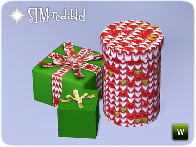 SIMcredible!'s Christmas decor - Gifts