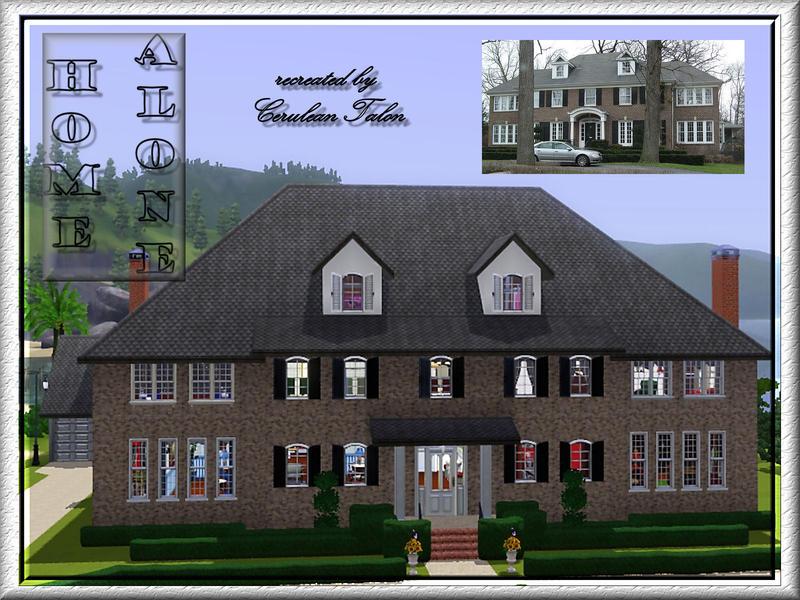 Cerulean Talon S Home Alone House