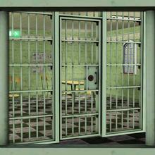 Alcatraz Door & Free Sims 3 Doors - \u0027prison cell\u0027