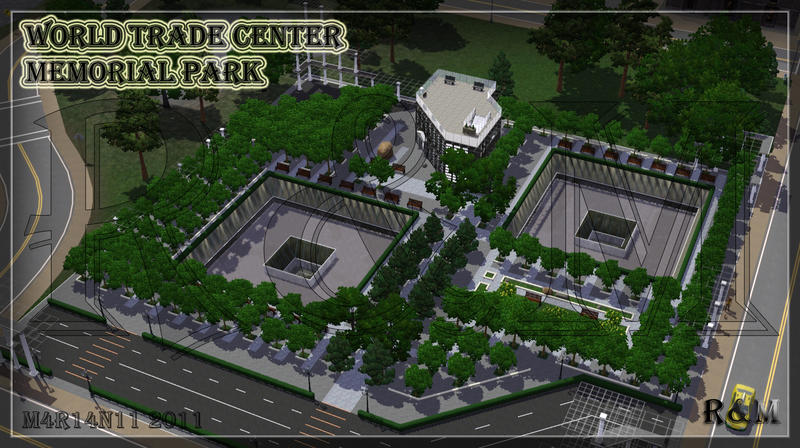M4r14n11 S World Trade Center Memorial Park