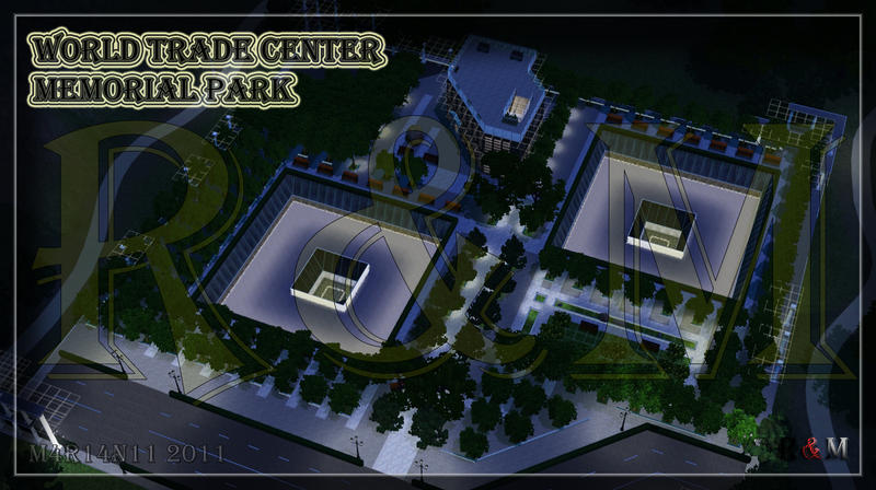 M4r14n11 S World Trade Center Memorial Park
