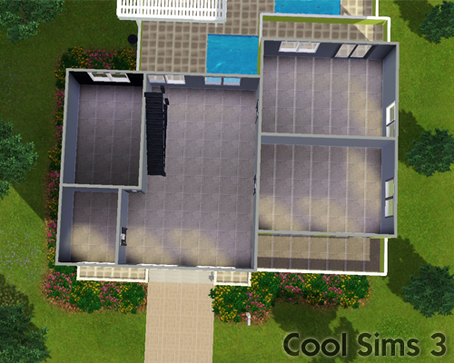 Cool Sims S Ultimate Modern House - Cool sims 3 houses