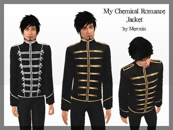 Meronins My Chemical Romance Jacket