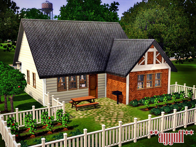 Ayyuffs Bungalow Farm Starter House Furnished