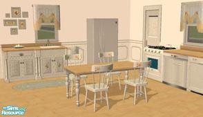 Lovely Kitchen Set
