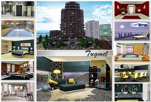 Sims 3 — Duplex Penthouse-02 - Full Furnished  by TugmeL — TugmeL-Apartment-06 **Requires; World Adventures, High End