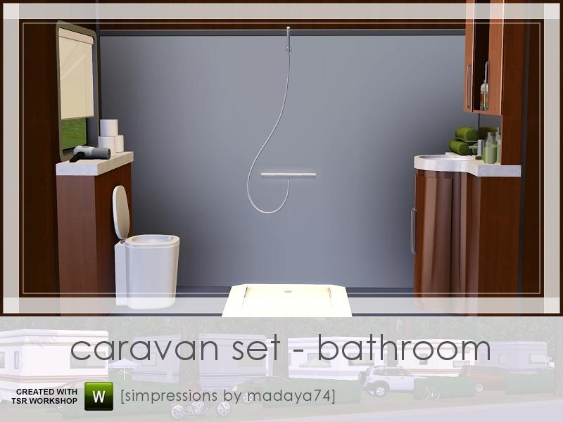 Madaya74s Caravan Set
