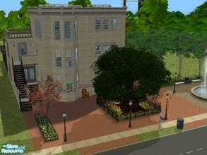 Sims 2 — Urban Living by ianbradley26 — This is essentially just a two floor home with possible extra bedroom on the top