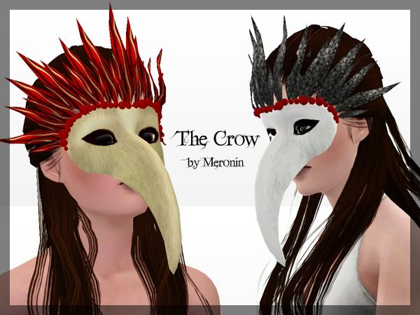 "Meronin's ""The Crow"" Mask"