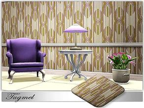 Sims 3 — Abstract-Ptn-33 by TugmeL — Tgm-Pattern-33 Recolorable Palettes 4 By TugmeL@TSR