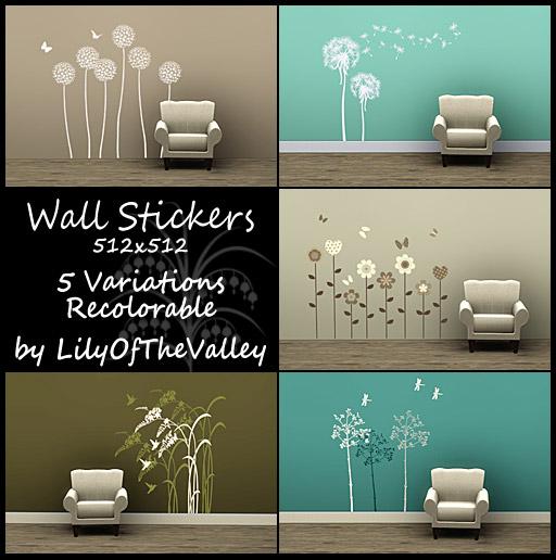 Wall sticker 512x512