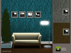 Sims 3 — Jove Circles Pattern by estatica — A nice pattern to decorate your home. Feel free to include in your houses at