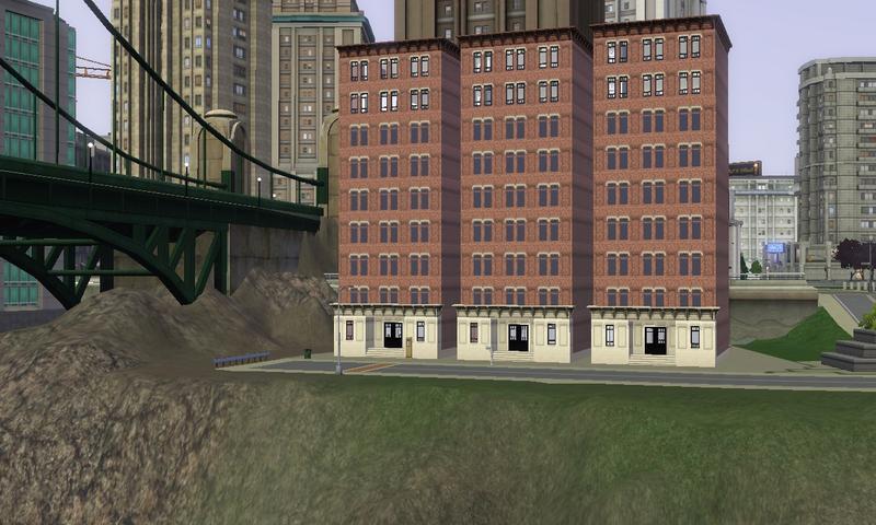 erwinsims' BRIDGEPORT REVISITED _ Bridgekeep warehouses