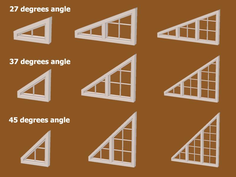 Triangular Attic Windows 17 Best Images About Triangular