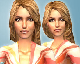 Sims 2 — Jamie Lynn Spears by TSR Archive — Jamie Lynn Spears (Born, 1991) Is the little sisther of poplegend Britney