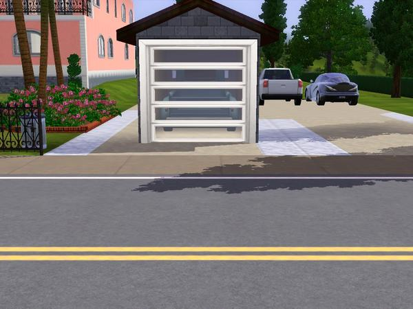 Manuke S Modern Garage Door Set