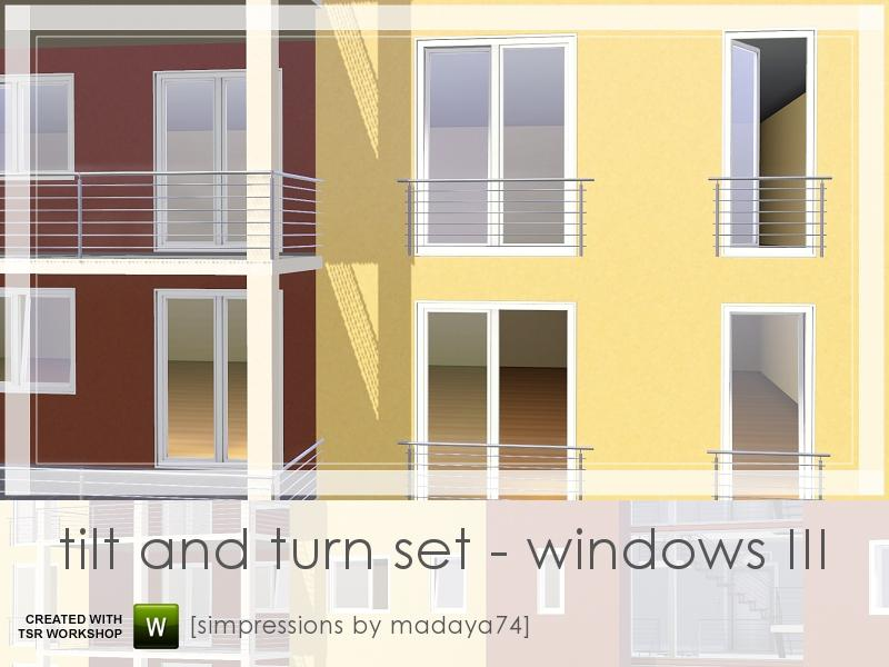 Madaya74 S Tilt And Turn Set Windows 3