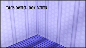 Sims 3 — TARDIS CONTROL ROOM PATTERN by abuk0 — TARDIS CONTROL ROOM PATTERN